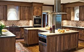 U Shaped Practicality Inspiring Kitchen Island Designs