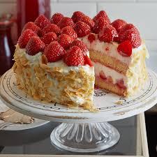 erdbeer ricotta torte rezept