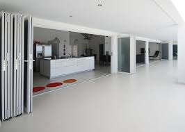 100 Interior Sliding Walls Folding ELEVATION1 High Performance Facades For The