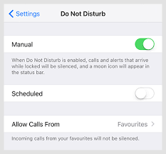 How to Make My iPhone Ring When Do Not Disturb is Enabled – CarLock