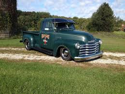 100 1952 Chevrolet Truck Great Other Pickups 3100 Chevrolet Truck Chevy