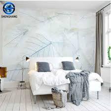2020 made in china 8d tapete weiß silber feuchtigkeit