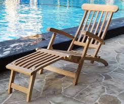 bentley garden solid wooden teak steamer chair sun lounger charles