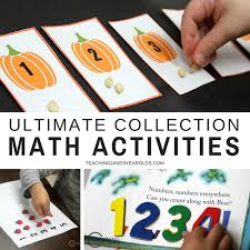 The Ultimate Collection Of Preschool Math Activities