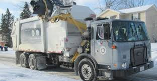 Ohio Town Welcomes First Hydraulic Hybrid Garbage Trucks ...