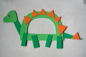 Dinosaur Arts And Crafts For Preschoolers Vinegret 05e72b40e2d8