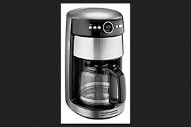 KitchenAid 14 Cup Glass Carafe Coffee Maker KCM1402CU Parent