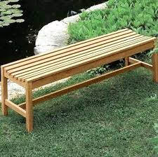 Outdoor Wooden Benches Gorgeous Outside Wooden Bench Pine High
