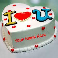 Related Love Name Write Name on Birthday Cake