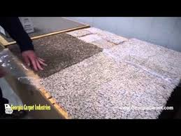 carpet tiles are a great do it yourself project because they are