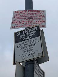 100 Truck Parking Near Me My Local 247 Planet Fitness Has These Signs In Their Parking Lot I