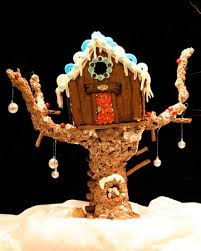 Gumdrop Christmas Tree Challenge by Your Best Gingerbread Houses Martha Stewart