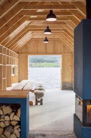 100 Boathouse Designs Norwegian Boathouse Transformed Into Glowing Summerhouse