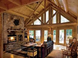 Simple Log Home Great Rooms Ideas Photo by 302 Best Log Home Images On Log Cabin Homes Log
