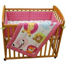 Bedtime Originals Mini Crib Bedding Set Tutti Frutti Walmart