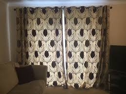 Blackout Curtain Liners Dunelm by 2 X Lalique Curtains From Dunelm In Norwich Norfolk Gumtree