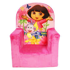 100 Dora High Chair Marshmallow Fun Company Back Nickelodean Baby