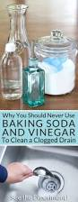 Bathtub Drain Clogged Plunger by Unclog Bathtub Drain Baking Soda Vinegar Tub Drain Clog Snake