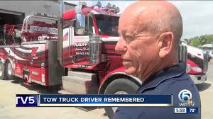 Richard Randolph: Tow Truck Driver Remembered - YouTube Cdllife Cdla Chemical Truck Driver Jobs Sage Truck Driving Schools Professional And Semi School Cdl Driver Job Description I Jobs Jacksonville Fl Local Best 2018 Entrylevel No Experience Career Advice How To Become A Class A Driver Usa Today Florida For Resume Lovely Military Veteran Cypress Lines Inc In And Driving Jobs In Youtube Miami Beach Collins Avenue Cacola Delivery Tractor Inspirational Board