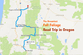 Pumpkin Patch Medford Oregon by This Dreamy Road Trip Will Take You To The Best Fall Foliage In Oregon