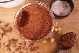 herv cuisine mousse au chocolat recette bluffante mousse chocolat vegan sans oeufs
