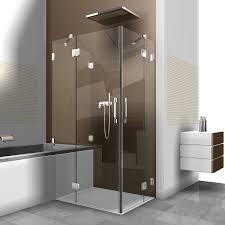 sonderlösungen duschabtrennung dachgeschoss duschabtrennung