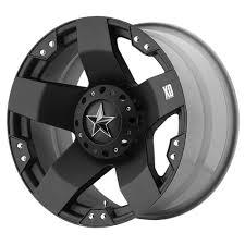 100 Rims For Ford Trucks 17x9 Black Wheels Rims XD775 Rockstar 20052019 FORD F150 TRUCKS