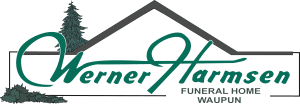 werner harmsen funeral home of waupun wi phone 920 324 3071