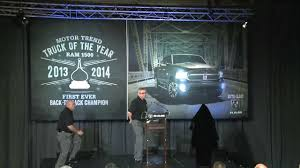 2014 Motor Trend Truck Of The Year Highlights | AutoMotoTV - YouTube 2013 Truck Of The Year Ram 1500 Motor Trend Contender Nissan Nv3500 Winner Photo Image Gallery 2014 Is Trends Winners 1979present Chevrolet Avalanche Reviews And Rating Ford F350 Silverado 2012 F150