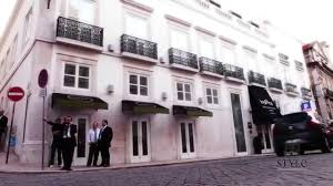 100 Inspira Santa Marta Hotel Lisbon YouTube
