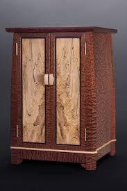 Fine Wood Cabinet Box By Steve Altman