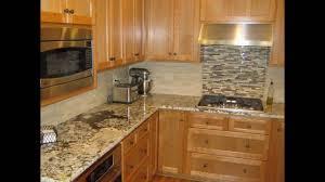Kitchen Backsplash Ideas With Granite Countertops Backsplash Ideas For Black Granite Countertops