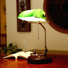 Green Bankers Lamp History by Spectacular Green Desk Lamp Ideas Image Of Glass Shade History