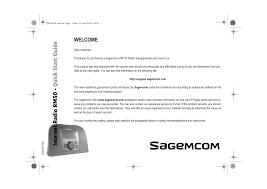 sagemcom rm50 benutzerhandbuch manualzz