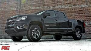 2015 2018 Chevrolet Colorado and GMC Canyon 2 inch Leveling Kit by