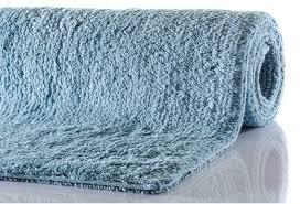 schöner wohnen kollektion badteppich bahamas ca d 190 c 023 uni hellblau