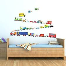 stickers voiture pour chambre garcon stickers pour chambre garcon stickers chambre bacbac et enfant