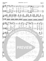 sinking piano easy praisecharts sinking lead sheet piano vocal hillsong