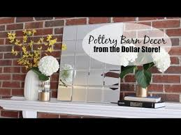 pottery barn dupes from dollar tree