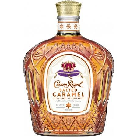 Crown Royal Salted Caramel - 750ml