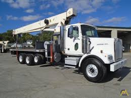 Terex BT 60100 30-ton Boom Truck Mounted On Western Star For Sale ...
