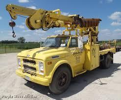 100 Rig Truck 1970 Chevrolet C60 Drill Rig Truck Item L5692 SOLD Sept