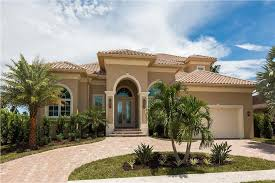 Breath taking Florida style home Plan 175 1132