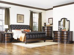 North Shore King Sleigh Bed by Fairmont Designs Grand Estates 4pc Eastern King Sleigh Bedroom Set