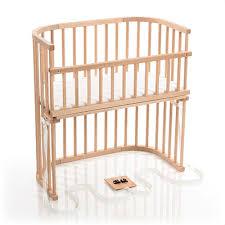 A safer alternative to a baby crib the babybay bedside sleeper