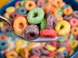 Froot Loops Vs Healthy Cereals