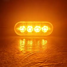 4 LED Car Flash Truck Emergency Light Bar Hazard Strobe Warning Lamp ... Fire Truck With Flashing Emergency Lights At Dusk Stock Image Strobe Umbrella Light Beautiful Vehicle Warning On The Street Megatech Public Safety Equipment Wolo Emergency Warning Light Bars Halogen Strobe Led Avian Eye Linear 3 Watt Bar 63 In Tow Car Dashboard Uerstanding What They Mean How To 9 Led Amber Yellow Pages Fact Sheet New Colored Combinations On Snow Removal Know Your Jeep Chrysler Dodge Ram Outfitting Pride Group Llc And Siren Video Of Hose