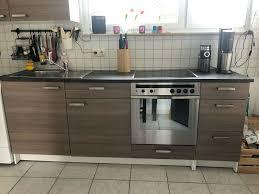 ikea küchenzeile braun grau oberschrank ab 16 06 20