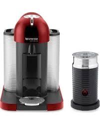 Nespresso VertuoLine Coffee Espresso Maker With Aeroccino By Breville