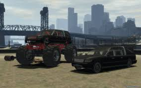Albany Undertaker (Romero Monster) For GTA 4 Albany Cavalcade Fxt Cabrio Monster Truck For Gta 4 San Andreas Cop Els Iv Big Bob Monster Truck Youtube Patching Now Free On Xbox 360 Gaming Trend Dodge Ram 3500 2010 Bigfut Xbox Cheat Codes 5 Cheats Grand Theft Auto V Caddy